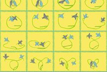 spoonflower.com/profiles/fabricatedframes fabric designs / by artist / inventor Kristie Hubler fabricatedframes.com - WASHABLE FABRIC crafts