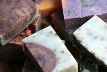 Making soap and cosmetics