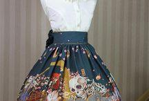 my lolita dress wishlist
