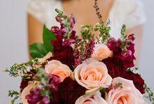 Lavish & Lustre Wedding Flowers / Inspiration for a lavish, lush, soft hued wedding.