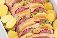 kuchnia dania mięsne