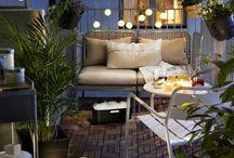 Jardins & terrasses / jardin terrasse balcon deco outdoor