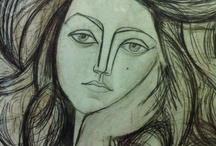 Picasso - Dibujos