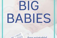 EBB: Freebies / Enjoy these Evidence Based Birth Freebies!
