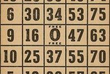 Bingo brickor
