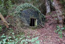 German bunkers