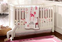 Nursery ideas-I'm having a girl! :) / by Heather Tisdell