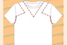 camisas customizadas