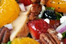 Salads / Summer healthy food