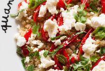 Les salades pour l'été