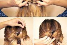 Fryzury / Hairstyles