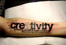 Creativity - Ideas and Inpspiration / by Jen Goode