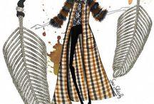 Illustrator / Fashion