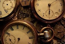 Locks and Clocks / by Meaghan Donahue