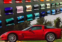 Automotive Color / Cars are Color