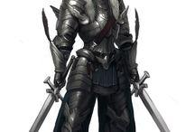 마비노기영웅전 / 혼란과 혼란의 혼란만이 난무하는 넥슨의 마비노기영웅전 원화 보드입니다.