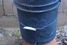 Sistema de Irrigação por Gravidade