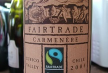 Fair Trade chocolate and wine / Fair Trade chocolate and wine