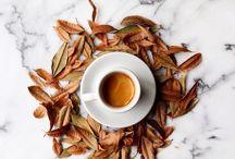 coffee autumn
