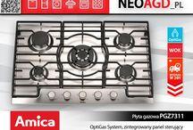 Nowoczesny Design w Twojej kuchni... / Nowoczesne AGD nie tylko musi być funkcjonalne i energooszczędne, to przede wszystkim sprzęt, który powinien pasować do Twojego wnętrza...
