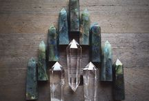 Crystal GRID / Crystal Grid, Crystals, Gemstones, Alternative Healing