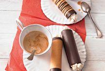 Muffins, Waffeln und Gebäck