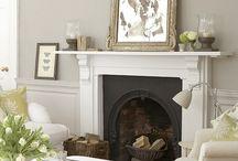 Cheminée Fireplace