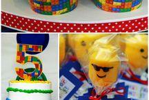 Lego праздник