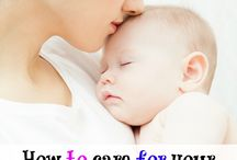 Birth / Everything you need to know to prepare for child birth.  How to care for yourself after birth.