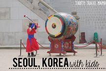 Korea / by Rebecca Walker