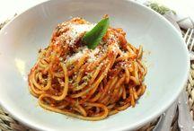 COMIDA / Espagueti