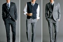 Dress for Success: Men / by WIU Career Development Center
