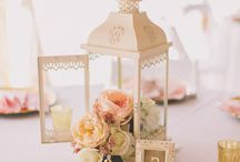 Wedding / Table decor