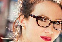 Glasses / by Tessah Schinke