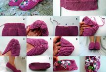 Crochet and knit tutorial