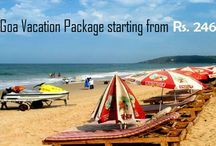 GOA  / Browse the Goa tourist attractions - http://www.festivetours.com/travel-packages/exotic-goa-vacation-package/