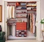Organiza tu closet / Organize your closet  / by Vivian Fundora-Pastoriza