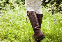 Welligogs / 100% leather, fully waterproof, beautiful boots