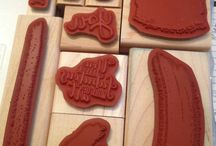 Stampin Up sets fitting back in their box