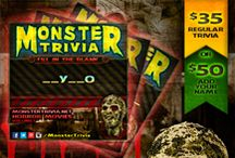 Horror Movies Vol.1 / Preview 30 FILL IN THE BLANK Trivia Questions: Horror Movies Vol.1