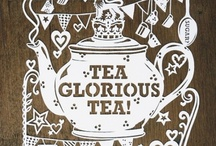 Tea Party / I am in a deep love affair with tea!