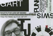 Posmodernismo - Wolfgang Weingart / Obras de Wolfgand Weingart, Posmodernismo - (Fundamentos de Diseño)