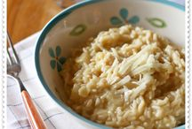 Rice... Risotto ...etc...