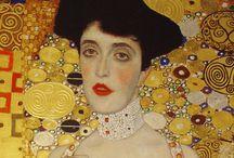 Art, Klimt, Gustav / by Brenda Davis