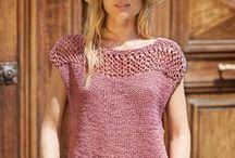 t shirt en tricot katia
