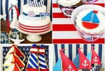 Boy birthday party ideas!