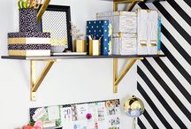 Work space: organized chaos