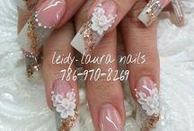 bodas uñas