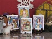 Bright and Merry Designs / Mixed media art from www.brightandmerrydesigns.com