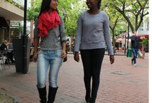 Street Style / Random images of peeps going about their business in the laid-back streets of Cape Town, South Africa